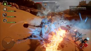Dragon Age Inquisition How to Open the Gates of Toth
