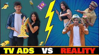 TV AD's VS REALITY || Sumit Bhyan