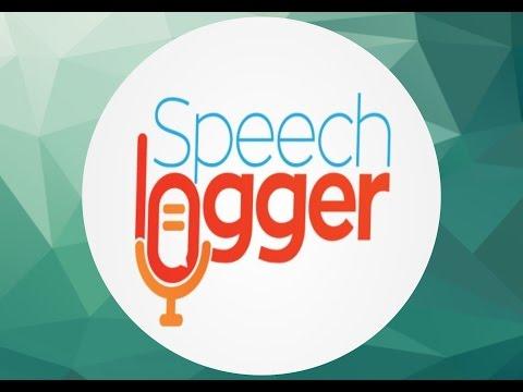 Oficina: Tecnologias Assistivas - Speechlogger