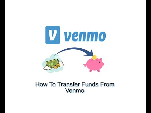 How To Transfer Funds From Venmo