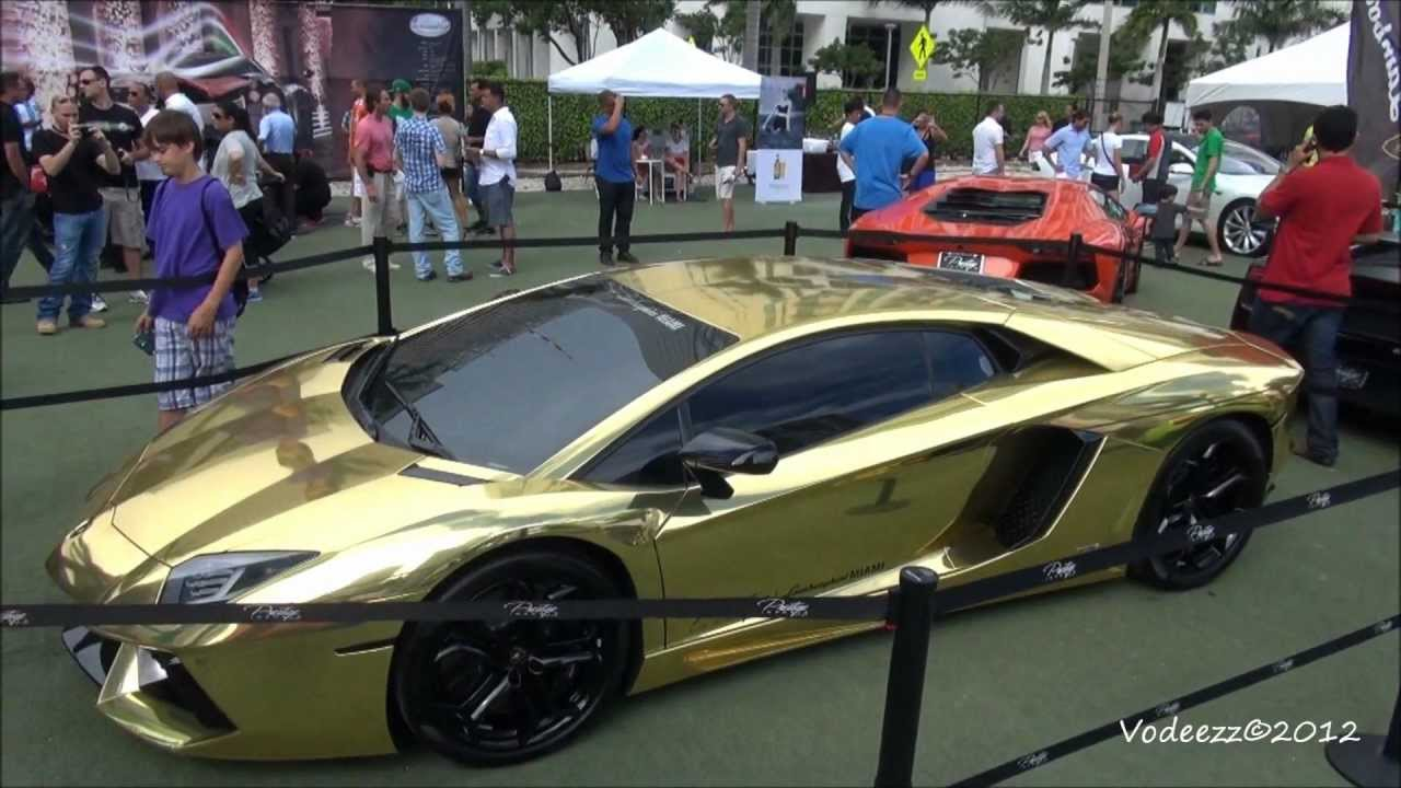 Project Au79 Lamborghini Aventador Lp700 4 1080p Youtube