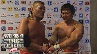 日本語字幕・English subtitles Match 2 : Tomoaki Honma & Togi Makabe...