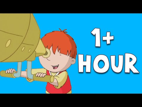 Harry And His Bucket Full Of Dinosaurs - 1 Hour Compilation Full Episodes