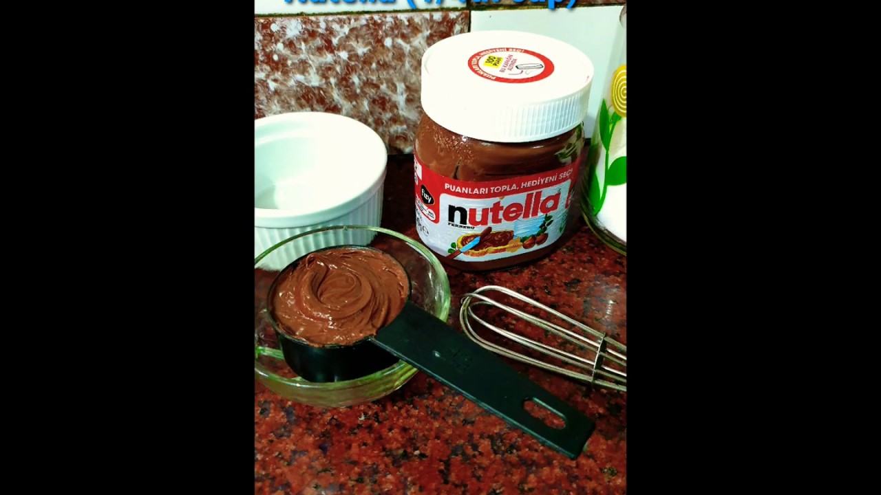 Nutella Mug Cake - YouTube