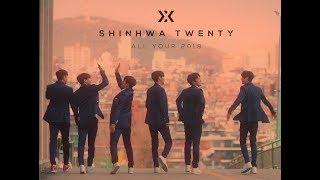 SHINHWA TWENTY FANPARTY TEASER: GRADUATION, A NEW START www.shinhwa...