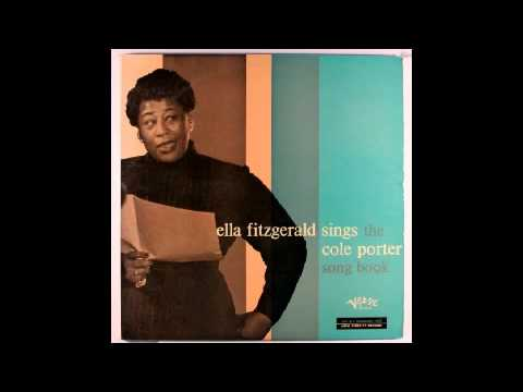 Ella Fitzgerald sings the Cole Porter songbook (Full album - Disc 1)