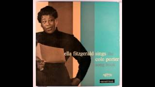ella fitzgerald sings the cole porter songbook full album disc 1