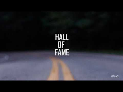 The Script - Hall Of Fame Ft. Will.i.am (Lyric Video)