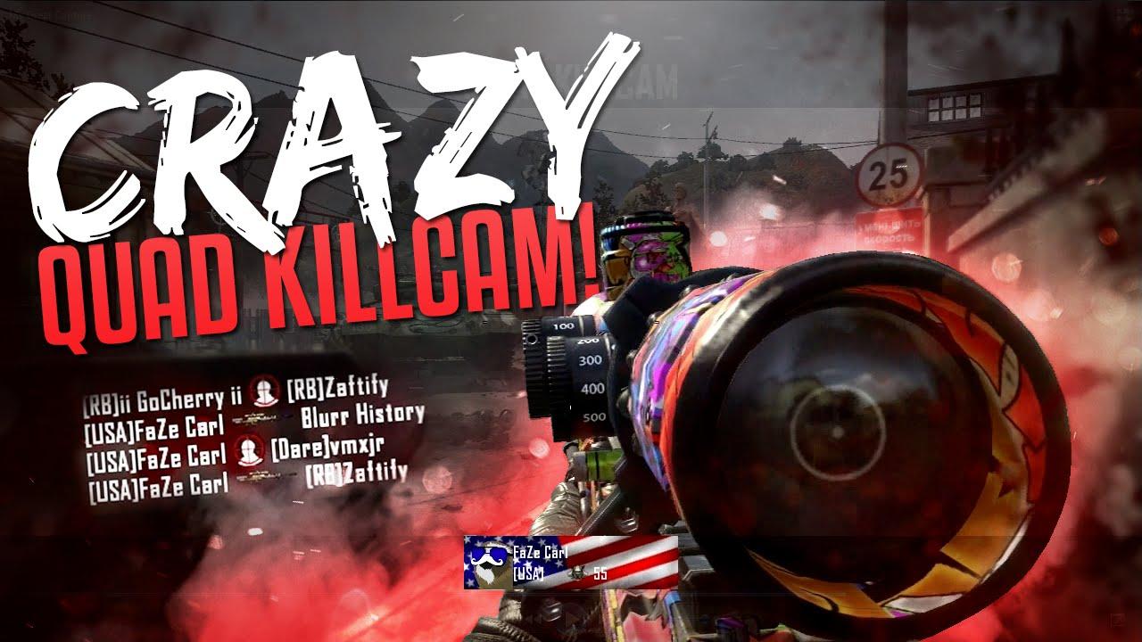 Another Crazy Quad Killcam