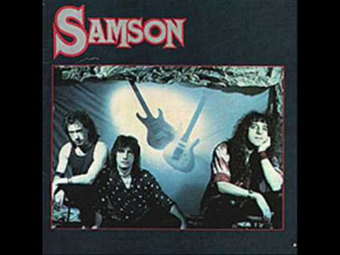 Samson - Riding With The Angels