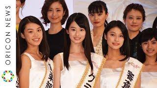 15代目『国民的美少女』は京都府出身の中学2年生・井本彩花さん 第15回全日本国民的美少女コンテスト