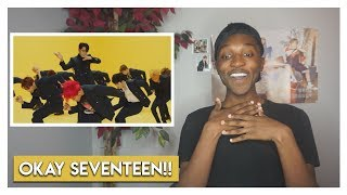 SEVENTEEN - CLAP MV (REACTION) | Jayden Alexander