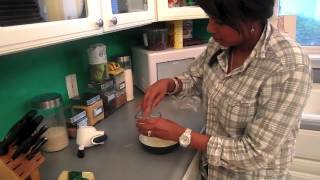 Bengali Mama Ep. 6 Lemon Lime Summer Salad & Romano Cheese Cups