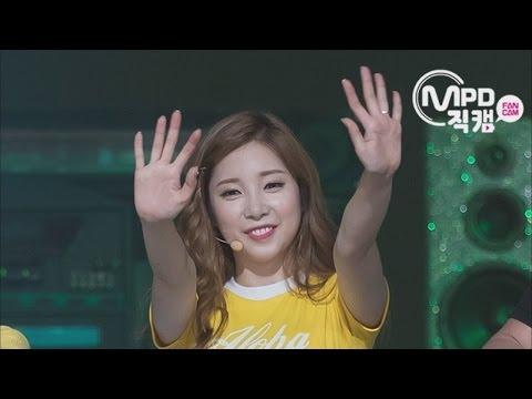 [Fancam] Yoon Chae Kyung of C.I.V.A-WHY KPOP FANCAMㅣM COUNTDOWN 160707 EP.115