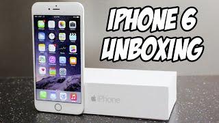 iPhone 6 UNBOXING, meu novo celular