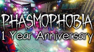Phasmophobia 1 Year Anniversary Update!