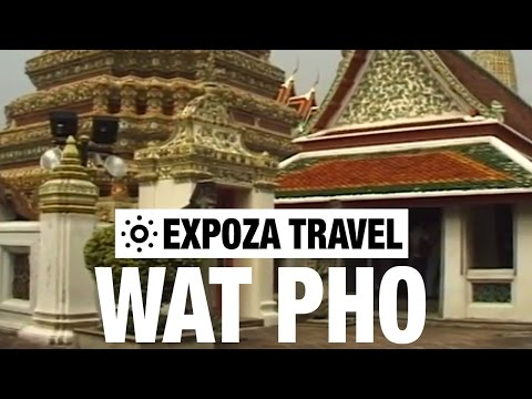 Wat Pho (Thailand) Vacation Travel Video Guide