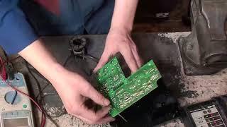 Makita ремонт зарядного устройства