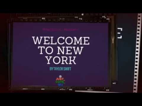 Taylor Swift Welcome to New York Lyrics