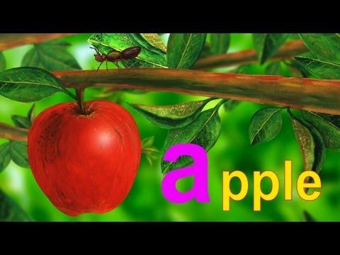 Alphabet Letter A - Lower Case