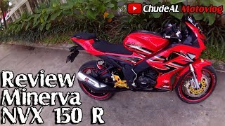 #15 Review Minerva NVX 150 R