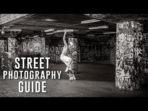 HOW TO SHOOT STREET PHOTOGRAPHY 2018