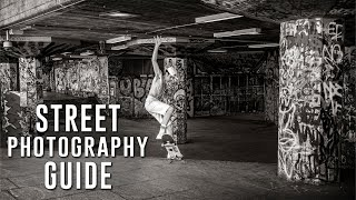 HOW TO SHOOT STREET PHOTOGRAPHY 2018 | TOP TIPS for better Street Photography