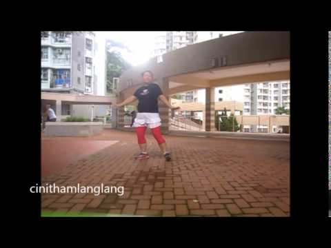 RINDU - LINE DANCE (Roosamekto dan Ayu Permana)