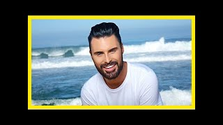 The wave: rylan clark-neal to host new swimming based game show