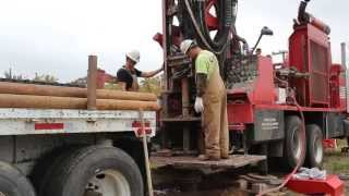 Adding Pipe Enroute to Target Well Depth - Part 1, Bird Creek, Osage County, Oklahoma