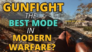 Gunfight - The Best Mode in CoD:MW (2019)?