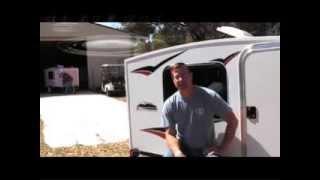 Runaway 4x8 Mini Camper Camping Trailer $2,495 Affordable Teardrop Alternative