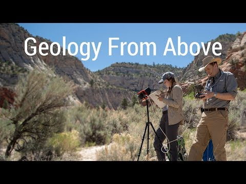 Geology From Above