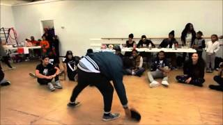 Epic Battle of Dance Bring the Funk All Styles Prelim