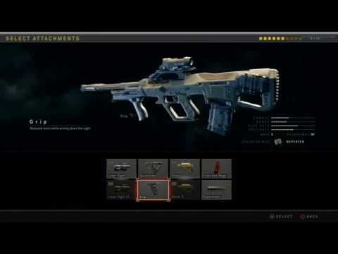 Call Of Duty: Black Ops 4 - All Weapons, Perks, Attachments & Maps