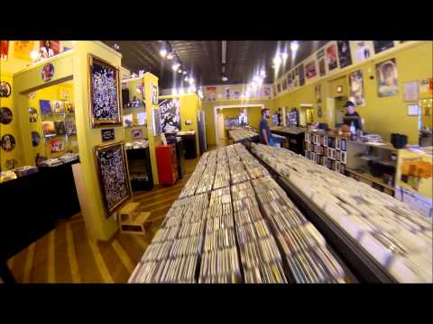 Mad World Records (record store tour)