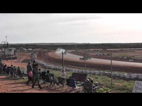 Dirt Circuit State Title Pt Augusta 7/6/15 Open Wheeler Heat 2 Round 1