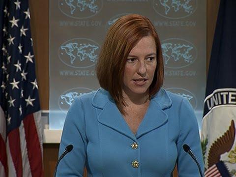 US 'Sickened' by Journalist Beheading