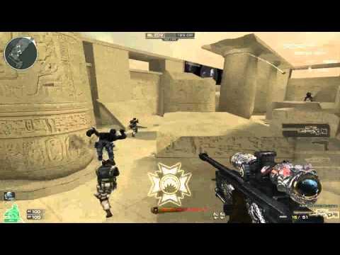 Cross Fire al Sniper Montagem