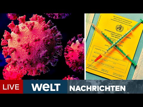 CORONA: Zoff um neue Covid19-Regeln in Deutschland! Ungeimpfte und Kinder im Fokus | WELT Newsstream