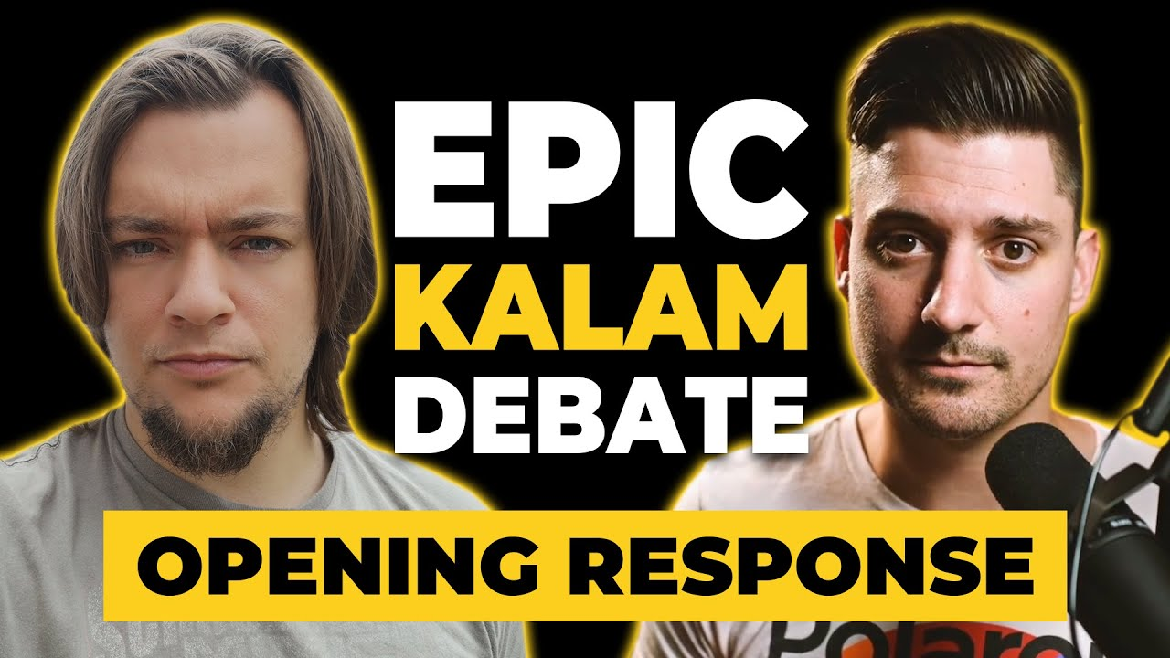 Kalam Debate: @Capturing Christianity vs. @Rationality Rules - Steve's Opening Statement