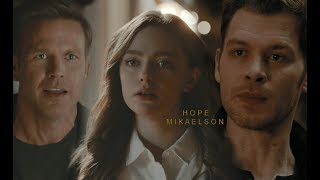 "Hope Mikaelson (+ Klaus/Alaric) | ""You're not my father!"""