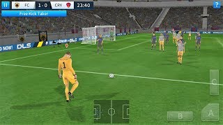 Dream League Soccer 2018 Android Gameplay #56