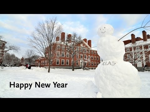 Radcliffe Institute 2011 Highlights