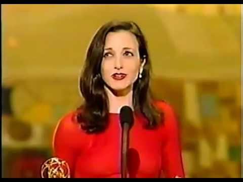 Bebe Neuwirth; 1991 Emmy Speech.