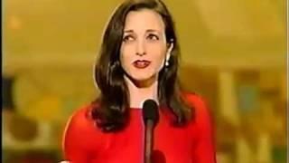 Bebe Neuwirth; 1991 Emmy Speech.