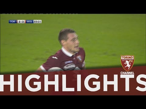 Torino-Wolverhampton 2-3 / gli highlights