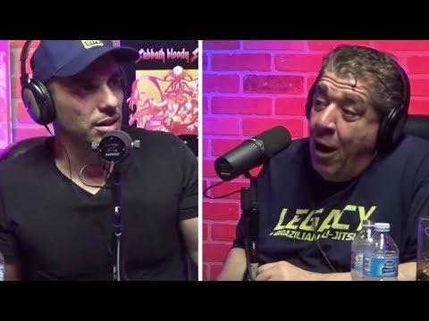 Joey Diaz ROASTS Sebastian Maniscalco for Eating Chipotle