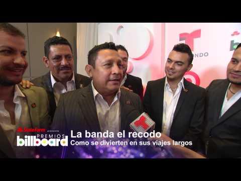 Intimamente Con La Banda El Recodo 2 | Billboard 2014 | Entretenimiento