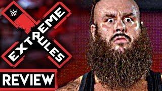 WWE EXTREME RULES 2018 - PPV Review/Rückblick - WEM HAT'S GEHOLFEN?! (Deutsch/German)